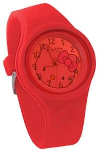 Hello Kitty Silicon Watch