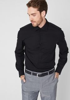 Sicilia: slim fit long sleeve shirt