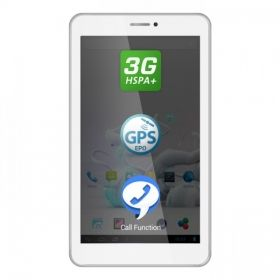"Процесор Cortex A7 Dual-Core 1.30GHz, 7"", 512MB DDR3, 4GB, Wi-Fi, 3G, GPS, Bluetooth, Android 4.2 Jelly Bean"