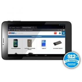 "Таблет Vonino Onyx Z с процесор Dual-Core A7 1.30GHz, 7"",1GB DDR3, 8GB, 3G, GPS, Bluetooth, Wi-Fi, Android 4.2. Jelly Bean"